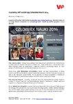 Czytelnicy WP wybierają Człowieka Nauki 2014