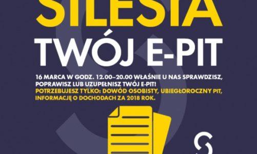 Twój e-PIT w Silesia City Center
